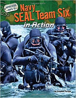 Book Navy Seal Team Six in Action (Special Ops II)