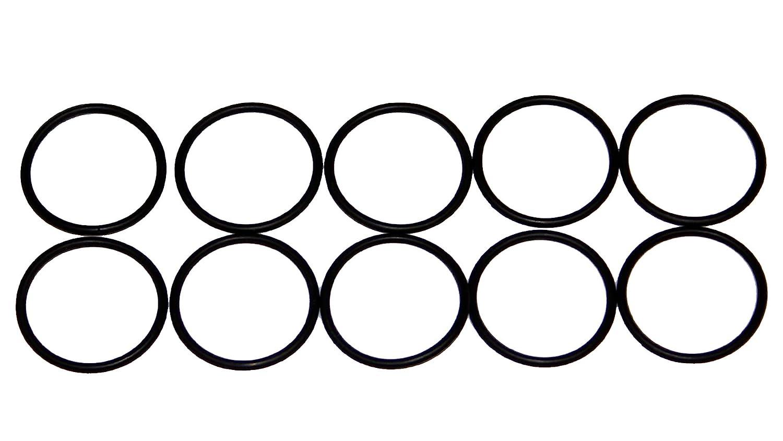 Fluoropolymer Elastomer 70 Durometer Hardness 8-1//2 OD Sterling Seal ORVT267x50 Viton Number-267 Standard O-Ring 8-1//4 ID Sur-Seal Pack of 50 Pack of 50 8-1//4 ID 8-1//2 OD