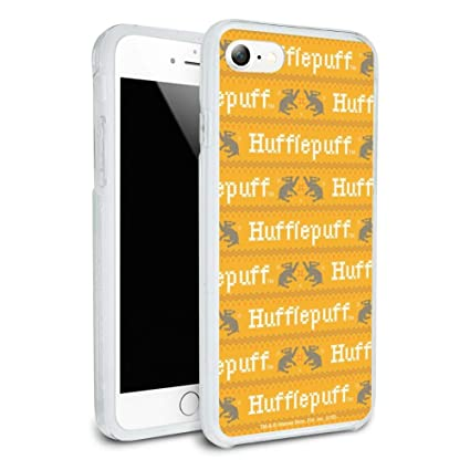Amazon.com: Harry Potter Hufflepuff Sweater with Words ...
