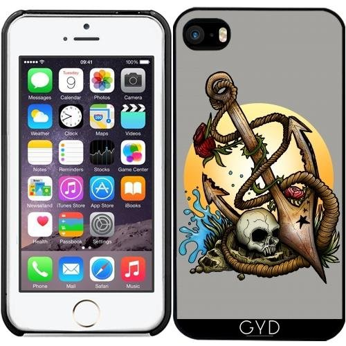 Coque pour Iphone SE - Anchored by Adamzworld