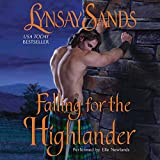 Falling for the Highlander (English Bride in Scotland, Book 4)
