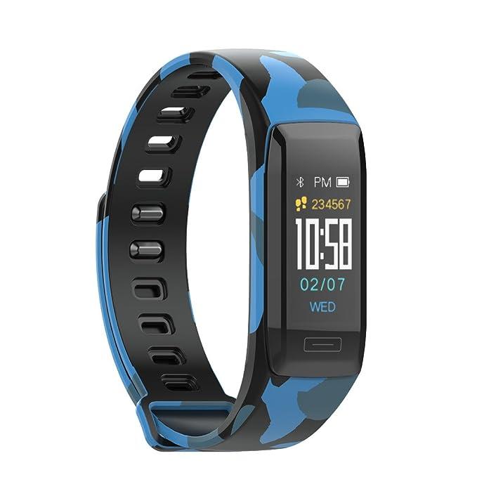 Btruely Reloj Inteligente, Smartwatch Monitor de Ritmo ...