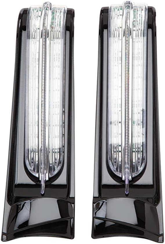 /'14-up Harley Ultras /& Road Kings Models, Ciro Filler Panel Lights