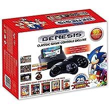 Sega Genesis Classic Game Console Deluxe (2016) 85 Games.