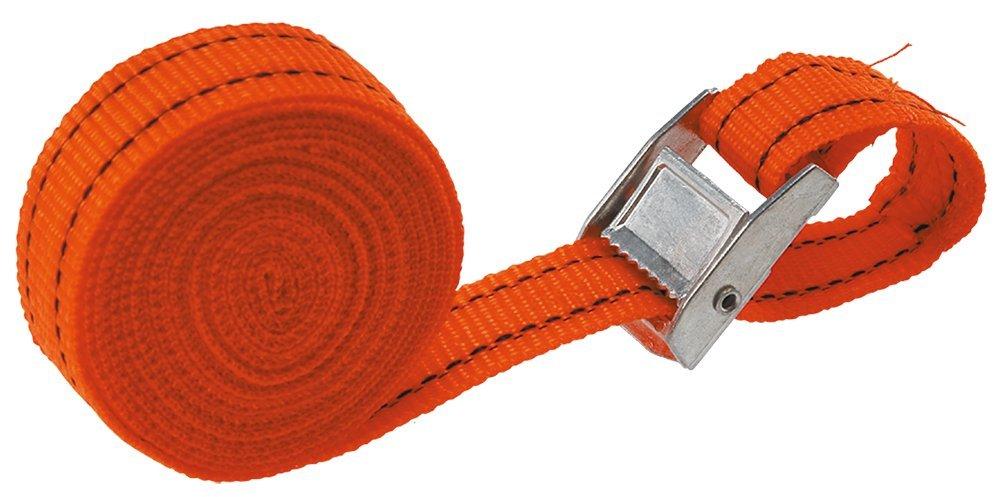 2,5/m x 25/mm /Pack de 2/sangles pour valise Topex 97X183/