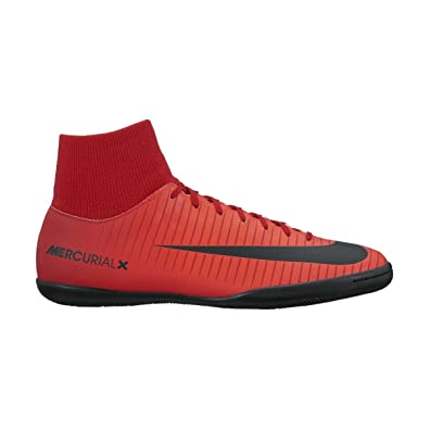 new styles 54702 9695e Nike MercurialX Victory VI DF Indoor Shoes [University RED] (10.5)
