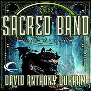 The Sacred Band Audiobook