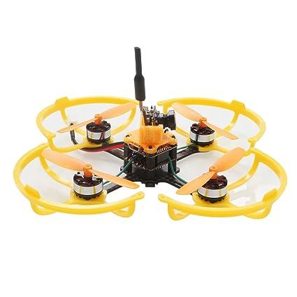 Amazoncom Arris X80 80mm 1s Micro Brushless Fpv Racing Drone
