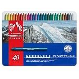 Caran d'Ache Classic Neocolor II Water-Soluble