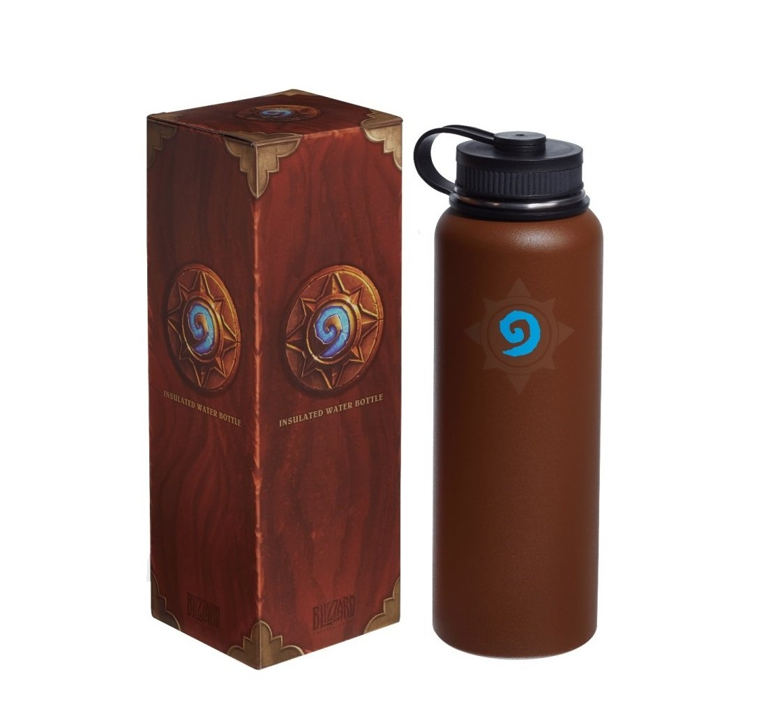 Hearthstone Insulated水ボトル B077VY2H9P