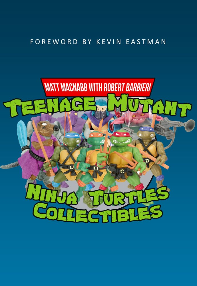 Teenage Mutant Ninja Turtles Collectibles: Matt MacNabb ...