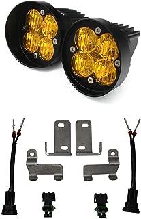 product image for Toyota LED Light Kit Amber Lens Tacoma/Tundra/4Runner Squadron Sport WC Baja Designs