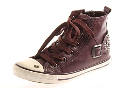 Dockers Gerli knöchelhohe Sneaker Schuhe Nieten leicht