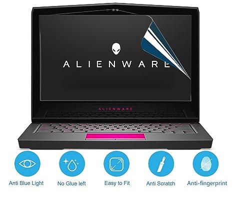 YOUPECK - Protector de Pantalla para Ordenador Portátil Alienware 13 R3 AW13R3 2017 Anti-Blue Light: Amazon.es: Electrónica