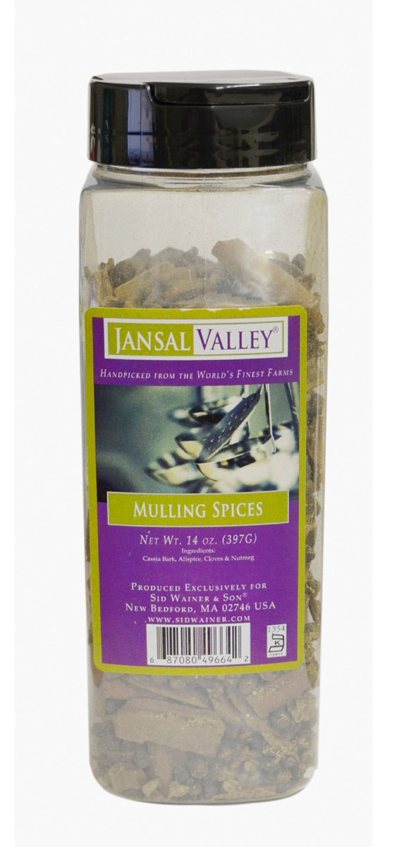Jansal Valley Mulling Spices, 14 Ounce