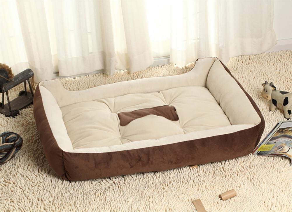 Coffee L coffee L DIAMO Cats and Kennel Pet Supplies Cat and Dog Bed Sofa