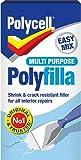Polycell Multi-Purpose Polyfilla, 450 g - White