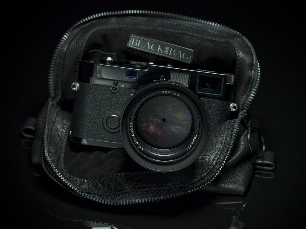 Black Label Bag Kando Case Dark Brown