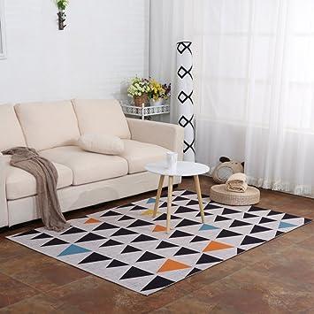 Amazon.de: Mode einfach teppich Wohnzimmer modern sofa kaffee tisch ...