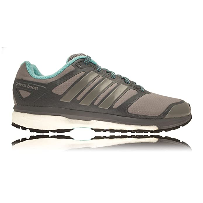99b8ad51c372 adidas Supernova Glide ATR Women s Running Shoes - 7.5 Green  Amazon.co.uk   Shoes   Bags