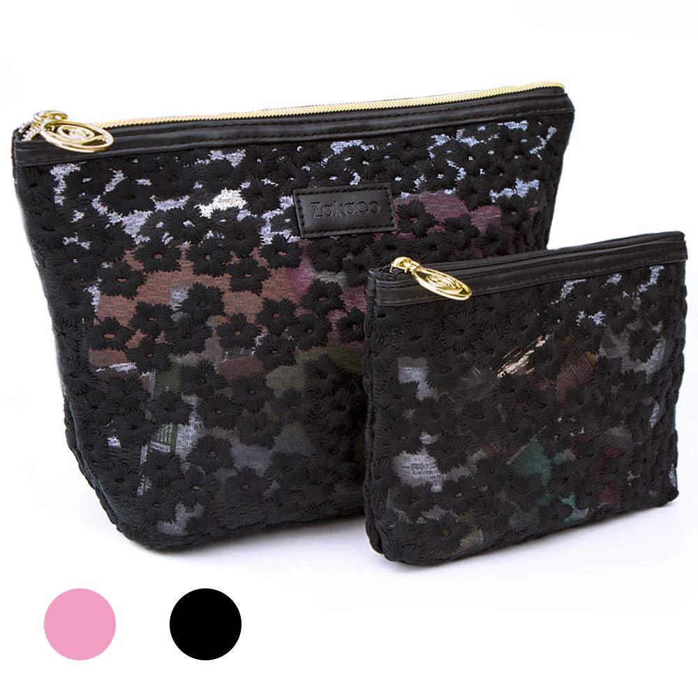 Amazon.com : Zakaco Makeup Bags for Women, Pink Cute