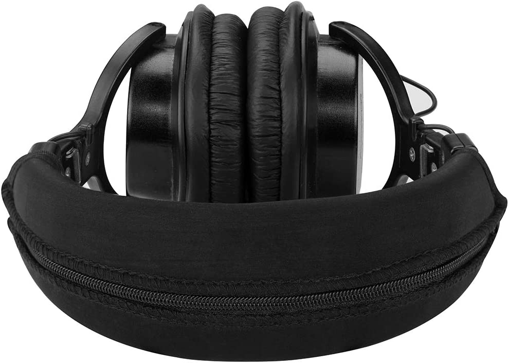 MDR-7509 MDR-7506 MDR-V900 MDR-V600 MDR-Z600 MDR-CD900ST Headphones//Headband Protector Sleeve//Easy Installation No Tool Needed Geekria Headband Cover Replacement for Sony MDR-V6
