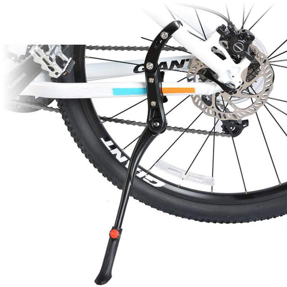 Romote 1 PCS Adjustable MTB-Fahrrad-Radfahren Side Road Ersatz Seitenst/änder Kick-St/ände