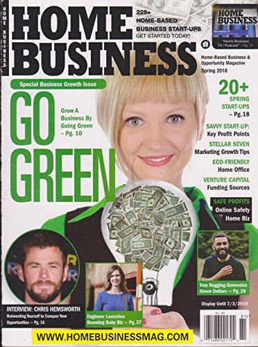 Home Business Magazine Spring ()