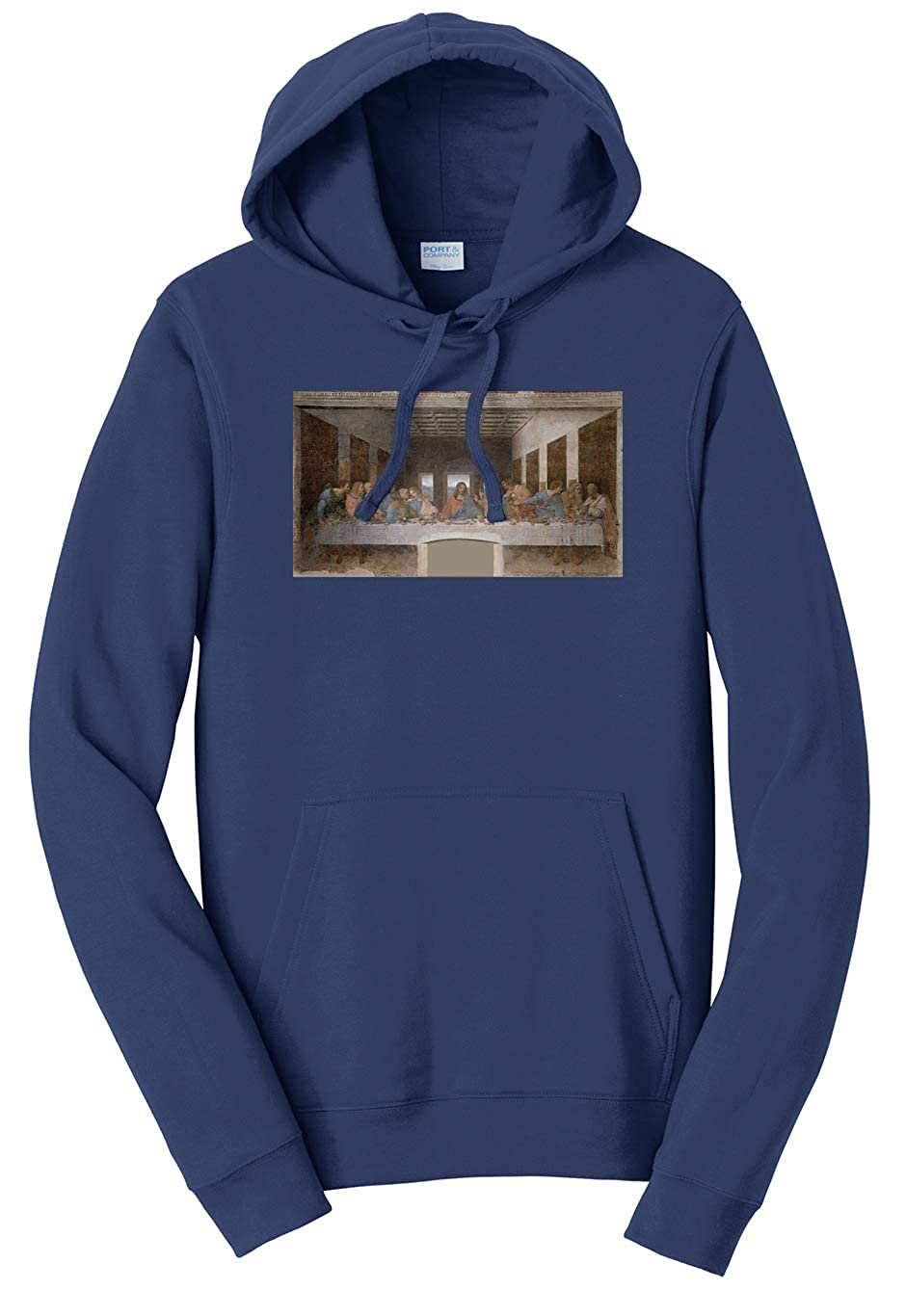 Tenacitee Unisex The Last Supper Sweatshirt