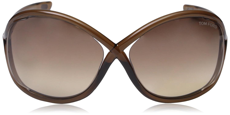 bf0627d4555f Amazon.com  Tom Ford Women s FT0009 Sunglasses
