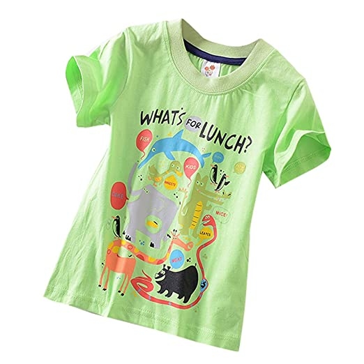 9474a7fe55325 Amazon.com: Baby Tops Blouse, Fyhuzp 2019 Fashion Toddler Kids Baby ...