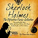 Sherlock Holmes: The Definitive Furies Collection: Twenty Sherlock Holmes Crime Mysteries Together in One Complete Book, Book 1 Audiobook by Pennie Mae Cartawick Narrated by R.C. Bray, Gerry O'Brien, Freddy Douglas, Marc Cashman, Punch Audio, Alex Hyde-White