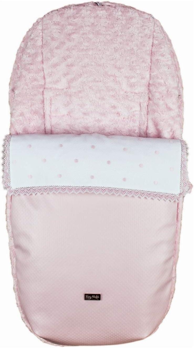 Saco Silla Universal Rosy Fuentes en rosa