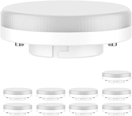 ledscom.de GX53 LED ampoule 4W=28W 280lm 100° blanche-chaude LC-SS-589-WW
