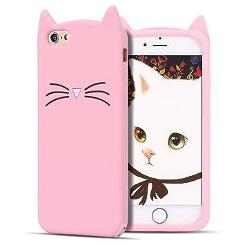 coque iphone 6 plus oreille de chat