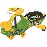 Toyzone Eco Ben10 Magic Car, Multi Color