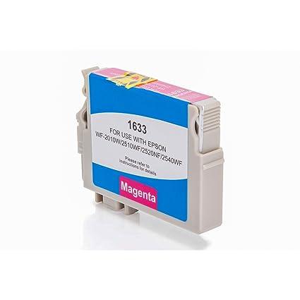 Inka Doo® de tinta para Epson Workforce WF 2520 NF, sustituye a ...