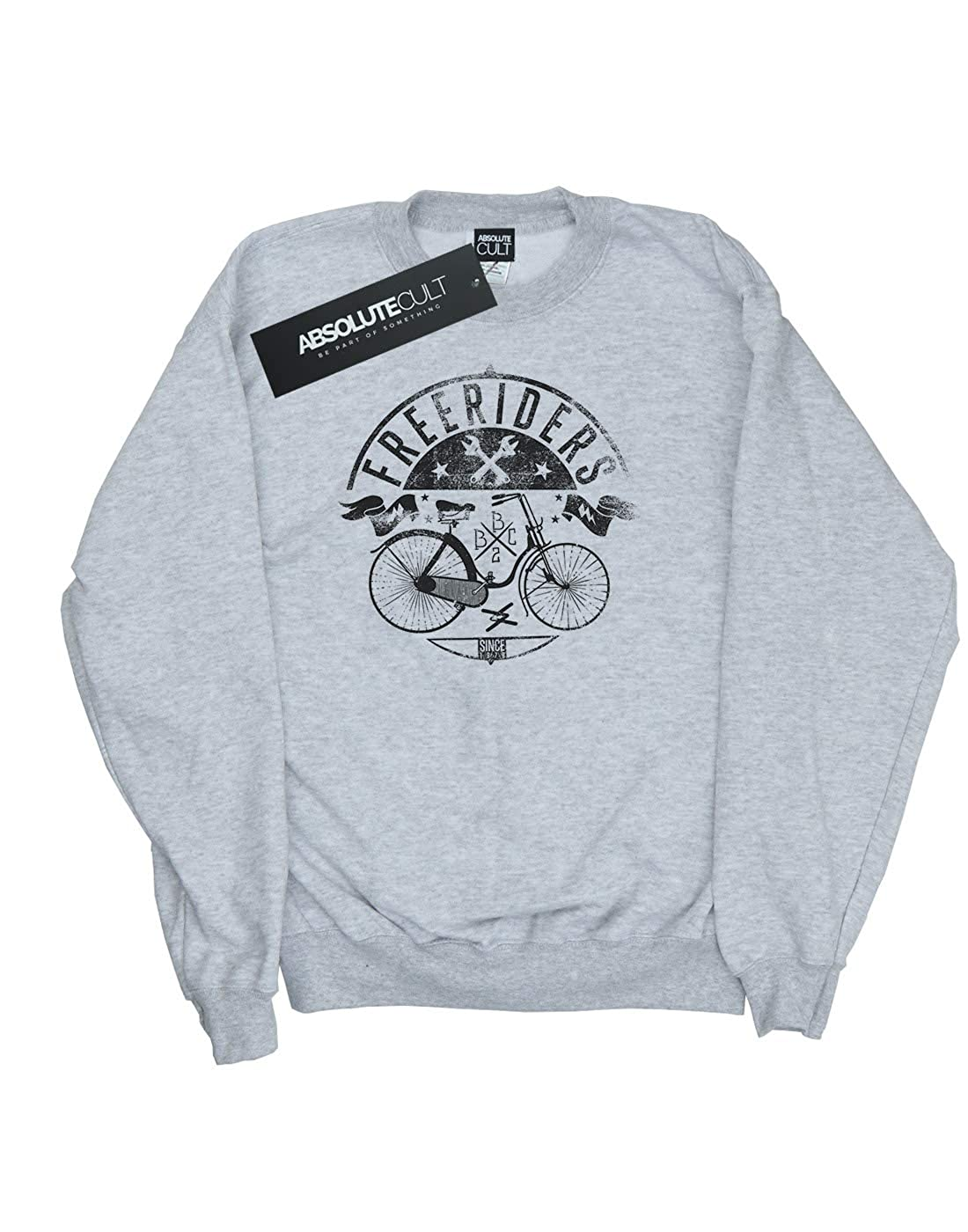 Absolute Cult Drewbacca Girls Freeriders Cycling Sweatshirt