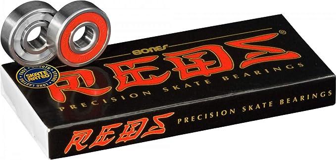 Bones Reds Skateboard Bearings BSACBR88