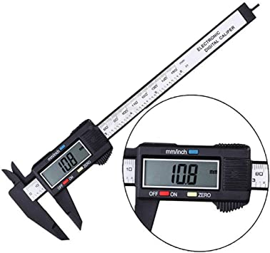 Stainless Steel Digital Caliper 6 inch CUDNY 150 mm Precision Electronic Tool