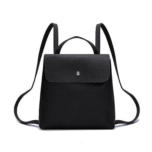 cb0c2201ff51c 🌹VENMO Elegante Handtasche und Rucksack aus Leder PU