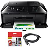 Canon PIXMA MX922 Wireless Inkjet Office All-In-One Printer (MX922, color ink kit)