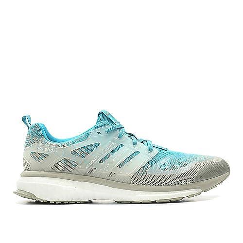 f0339bd85 adidas Consortium x Packer x Solebox Men Energy Boost Sneaker Exchange Blue  Energy Blue Sesame Gum