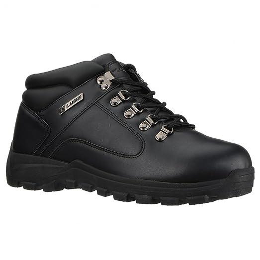 Men's Lumber SR Ankle Black Hiking Boot