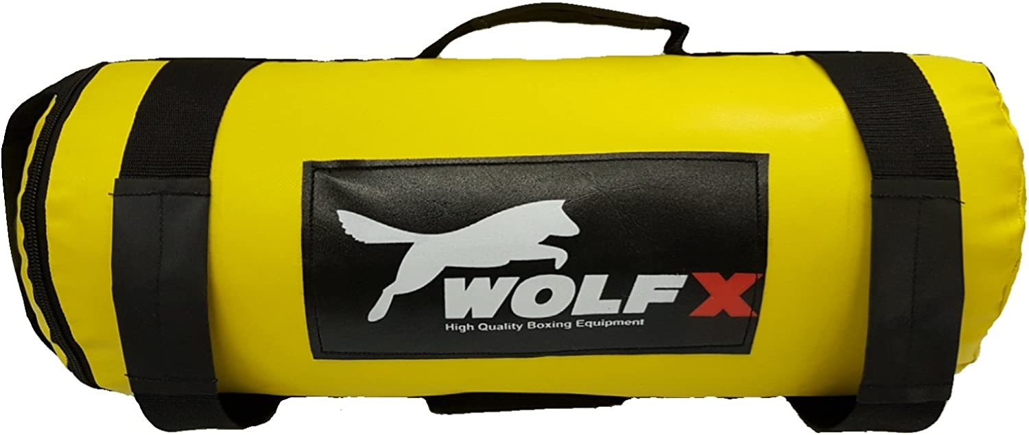 Wolfx Power Cloth//Sand Bag Boxing MMA Training Fitness unfilled 60kg
