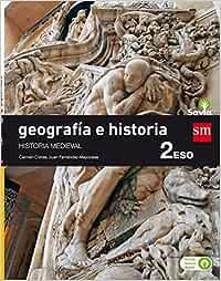 Geografía e historia. 2 ESO. Savia: Valencia y Extremadura