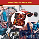 Eacker 1000V Insulated Screwdriver Set with