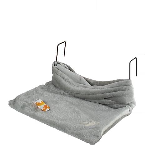 Tofern gato Radiador cama con marco Durable Pet Hamaca para Cat