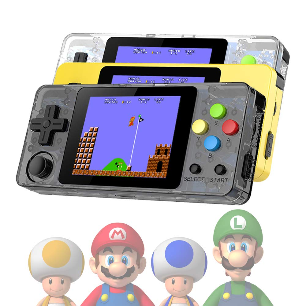 Amazon com: Q-day Handheld Retro Game Console Thousand