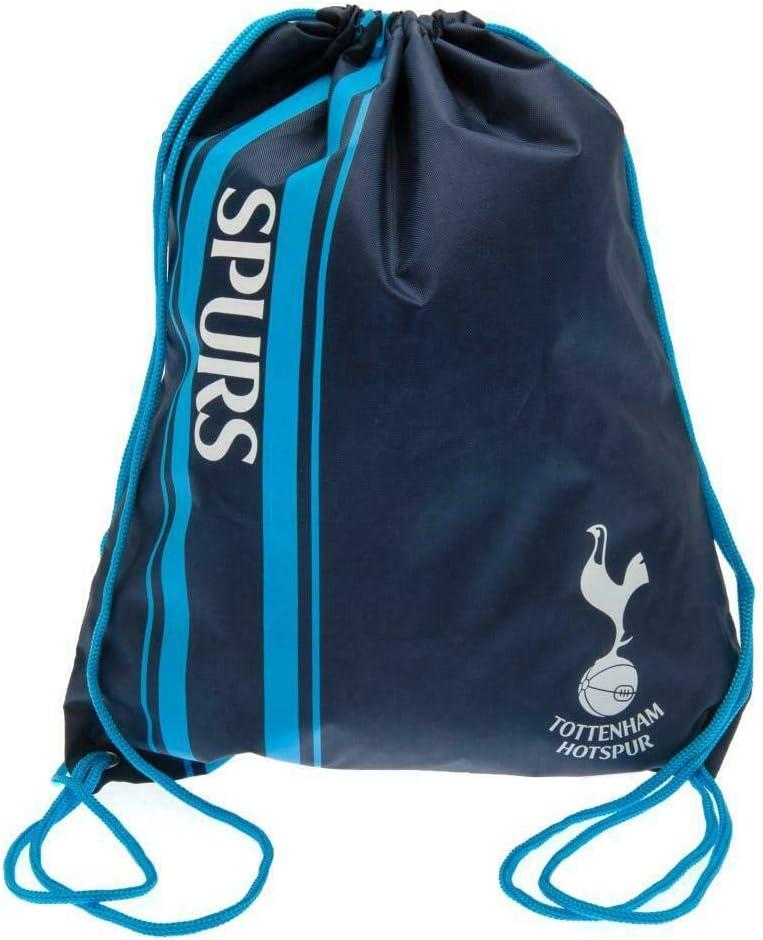 Tottenham Hotspur Gymbag Kit de natation PE pour /équipement de rentr/ée scolaire Sac de voyage bagages